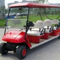Электрические автомобили для гольфа, в Москве