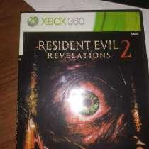 Residents Evil Revelations 2 и Игры на XBOX 360, в Москве