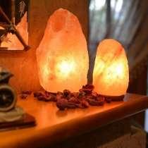 Солевая лампа 4кг, в г.Алматы