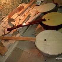 Принимаю заказы на изготовление струнных муз. инструментов, в Санкт-Петербурге