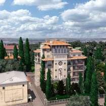 Строящаяся 2-к квартира, 73.6 м², 3/7 эт. в центре Ялты, в Ялте