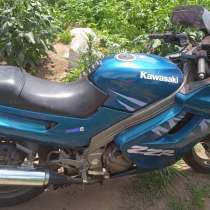 Мотоцикл Kawasaki zzr 250 б/у, в Дальнереченске