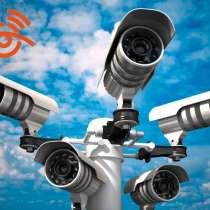 Установка видеонаблюдения под ключ на объектах любой сложнос, в г.Алматы
