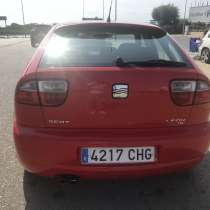 Продаю автомобиль SEAT Leon 1.9 TDI CV Sport FR, в г.Аликанте
