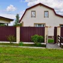 Продаётся Дом в д. Овчино, для круглогодичного проживания, в Дмитрове