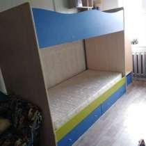Двухъярусная кровать, в Братске