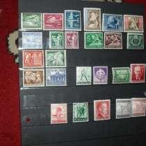 Рейх. 17 полных серий (25 марок) в отличном состоянии, в Красноярске