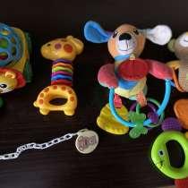 Продам игрушки 0+, в Иркутске