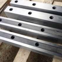 Нож гильотинные 1080 165 45мм от завода производителя в нал, в Нижнем Новгороде