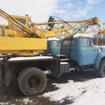 Автокран ЗИЛ 130 КС 2561 ДА, в Майкопе