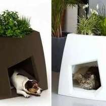 Домики с когтеточками для кошек, в Уфе