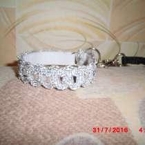 Ошейник декоративный для маленькой собачки, в Перми