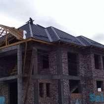 Крыши ! Навесы ! Фронт ! Желоба ! Утепление наружных, в г.Бишкек