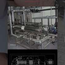 Изготовление трубомонтажных систем из нержавеющей стали, в г.Шымкент