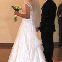 Платье свадебное со шлейфом, в г.Новополоцк