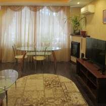Прекрасная 3-комнатная двухуровневая квартира среди сосен, в Москве