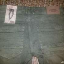 Модные молодежные узкие джинсы, в Перми