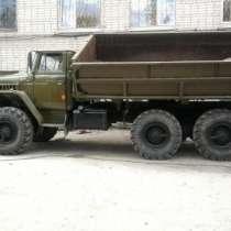 грузовой автомобиль УРАЛ 5557 самосвал, в Томске