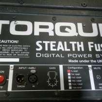 Акустическая система torque Stealth Fusion, в Москве