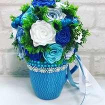 Чашка с розами, в Саратове