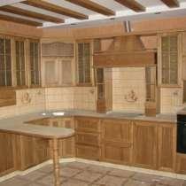 Кухня из массива дерева, в Тольятти