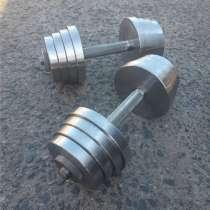 Гантели новые 20 кг разборные 140 руб, в г.Минск