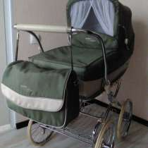 Продам удобную, практичную, коляску в ретро-стиле Geoby C605, в Вологде