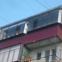 Балконы Лоджии остекление обшивка, в Уфе