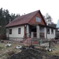 Продам участок с зимним жилым домом в 11 км от г Выборга, в Выборге