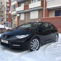 Honda Civic 1.8МТ, 2012, хетчбэк, в Екатеринбурге