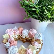 Торты/десерты на заказ, в Домодедове