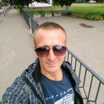 Алексей, 40 лет, хочет познакомиться – Познакомились с девушкой, в г.Витебск