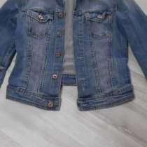 Джинсовая куртка, в Железнодорожном