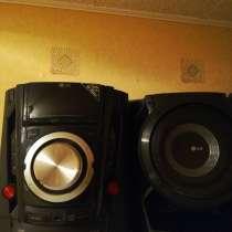 Музыкальный центр LG караоке на 4 т песен диск микрофон буфе, в Урае