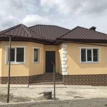Продается новый дом в Каменке, в Симферополе