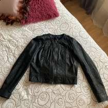 Куртка кожаная, в Мытищи