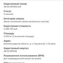 50 соток ижд, в Калининграде