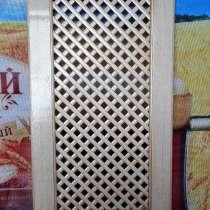 Фасады из массива ясеня, дуба, в Саранске