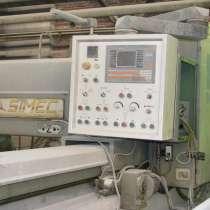 Фрезерный станок для распиловки камня Simec. Требует ремонта, в Долгопрудном