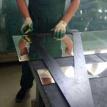 Резка и шлифовка кромки стекла и зеркал, в г.Брест