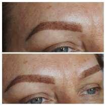 Перманентный макияж бровей в Самаре, в Самаре