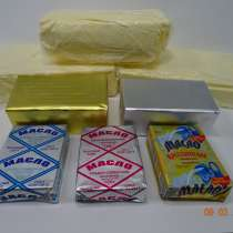 Масло сливочное, спред, маргарин, молочные продукты, в Новосибирске