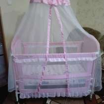 Детская кроватка baby club, в г.Артёмовск