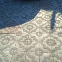 Тротуарная плитка, в Тюмени