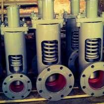 Клапаны предохранительные Т-131МС Ду50 Ру10МПа, Т-132МС Ду80, в Селенгинске