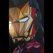 Картина Железный человек, в Краснодаре