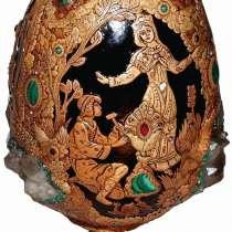 Яйцо пасхальное, в Лесной