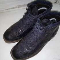 Мужские ботинки Santoni, в Новосибирске