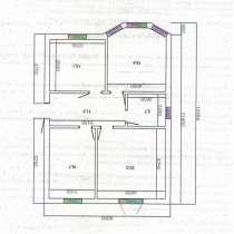 Новый дом 85 кв. м. в р-не Витаминкомбината на 5 сот, в Краснодаре