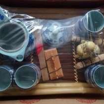 Посуд чайної церемонії, в г.Коломыя
